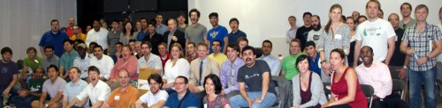 Austin Startup Weekend - All Participants