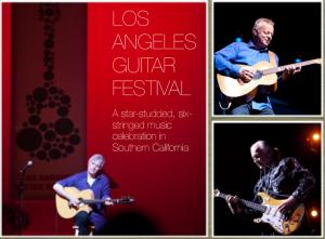 LA Guitar Festival Poster