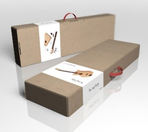 Flying With Your Loog Guitar - Packaging