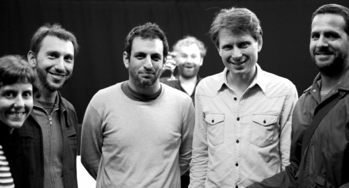 Alex Kapranos and Rafael Atijas - Picture by Nicolás Lejtreger