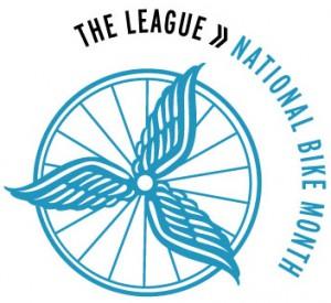 National Bike Month Logo