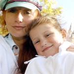 Tori Amos and daughter