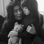 Yoko Ono and Kyoko