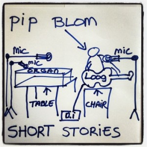 Pip Blom - Short Stories