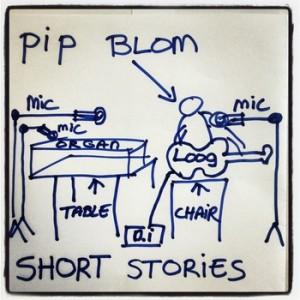 Pip Blom - Short Stories
