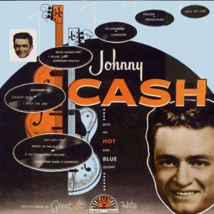 Johnny Cash - His Hot and Blue Guitar