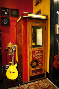 Third Man Records' Recording Booth