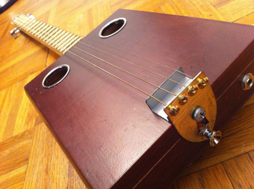 Cigar-box Guitar