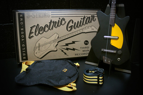 Third Man Records Electric Loog Guitar - Bundle