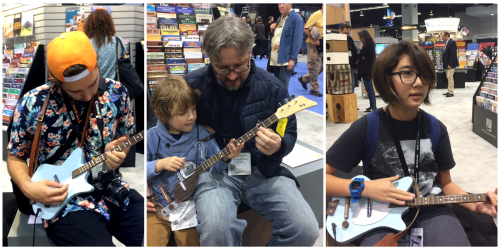 Loog at NAMM 2016