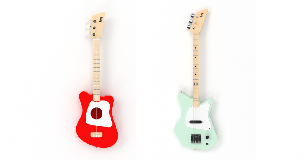 New Loog Mini and Loog Pro